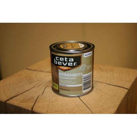 bejdse / olie til egetræssokler - blank