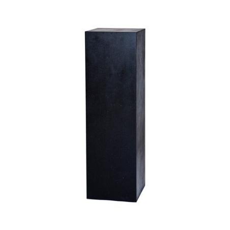 Solits podie stone look 60 x 60 x 100 cm