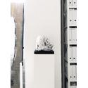 Solits podie hvid 30 x 30 x 100 cm