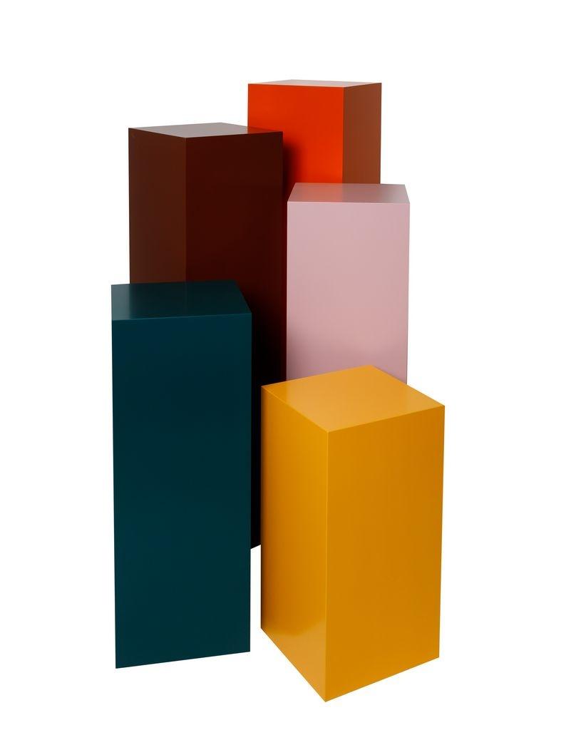 Solits podie farver